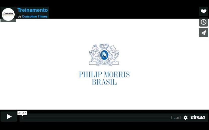 Philip Morris Brasil (PMI) - Esporte Corporativo