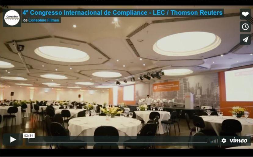 4º Congresso Internacional de Compliance - LECNEWS