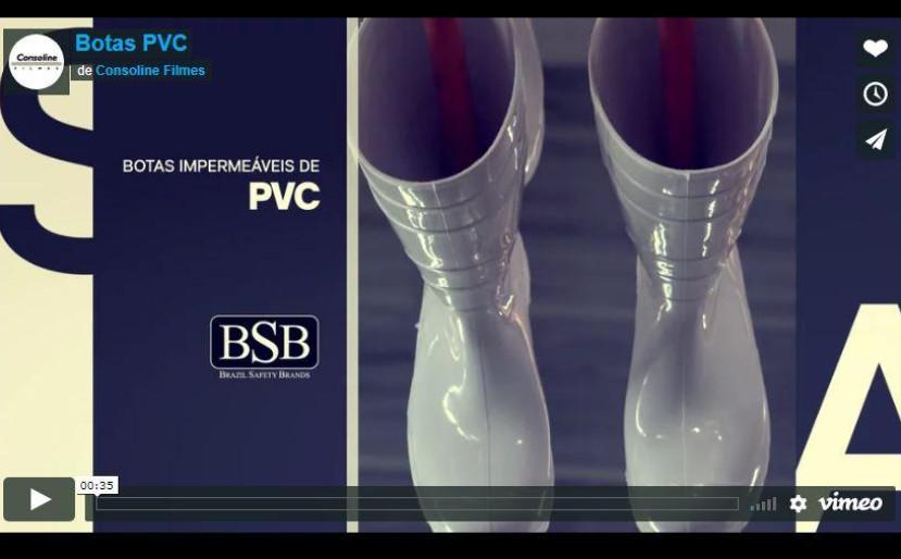 BSB Botas PVC