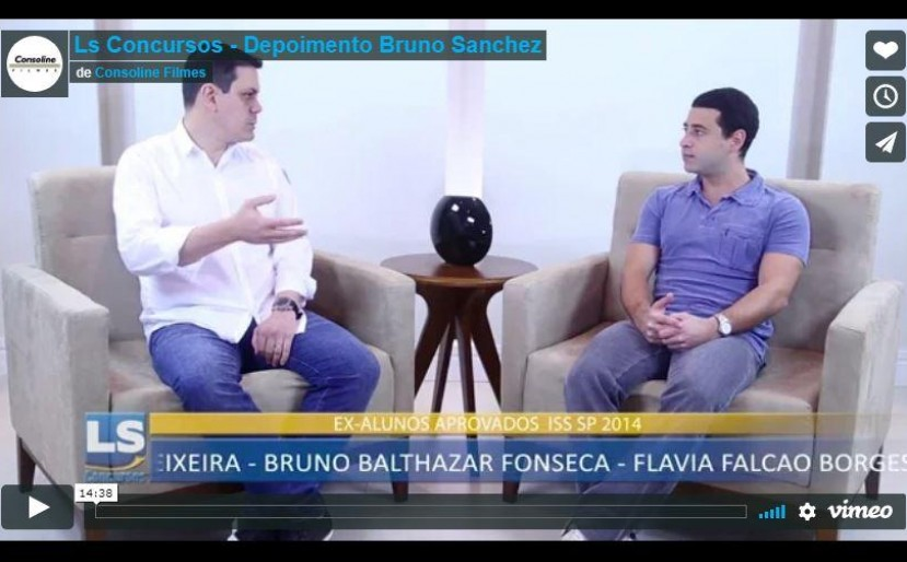 Ls Concursos - Entrevista