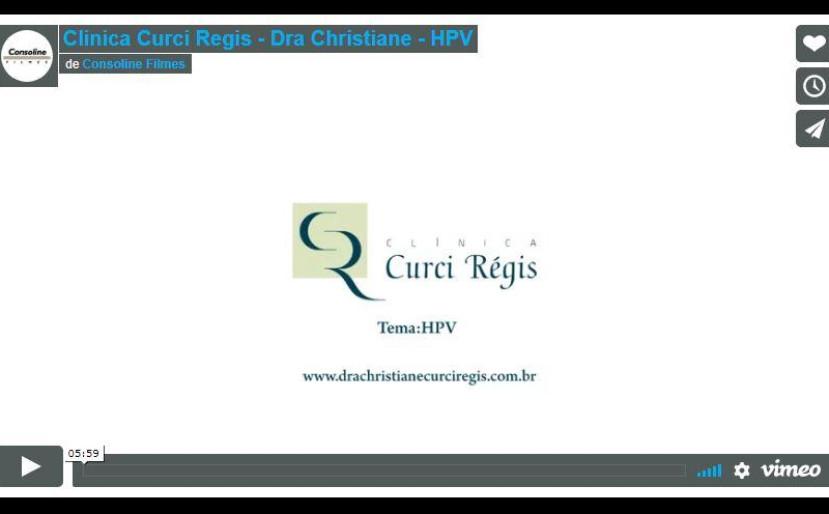Curci Regis - Drª. Christiane (HPV)