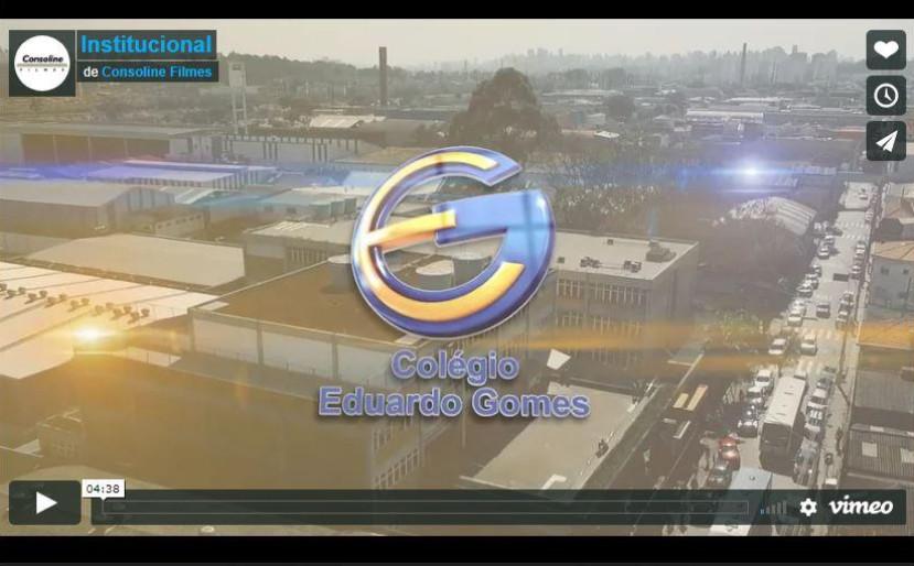 Colégio Eduardo Gomes - Institucional