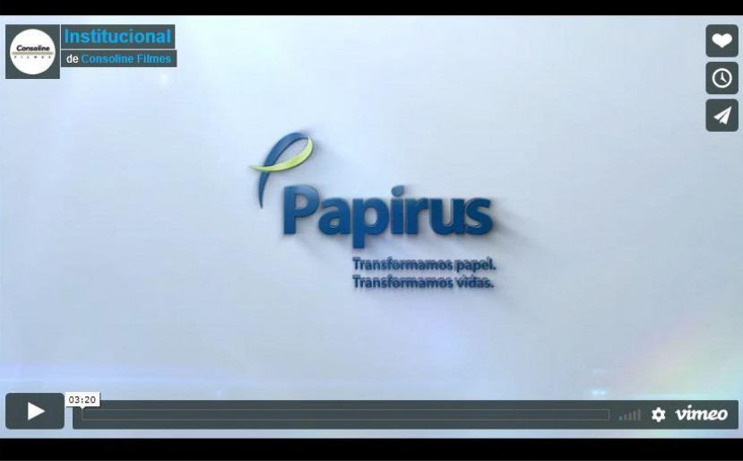 Papirus Institucional 2018