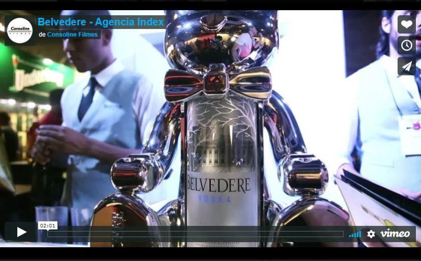 Vodka Belvedere - Super Bar Brasil