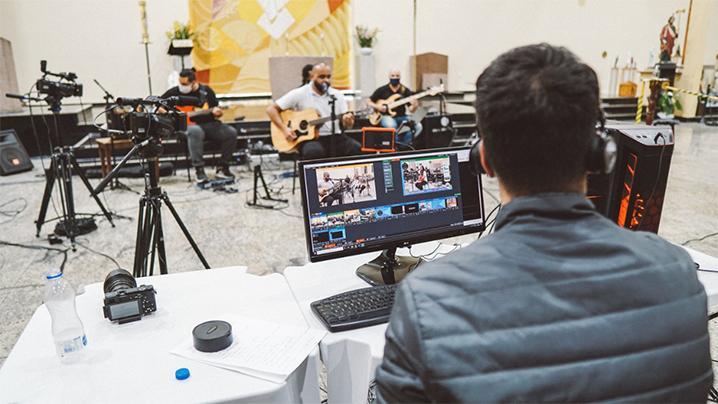 Streaming / Transmissão ao vivo pela Internet